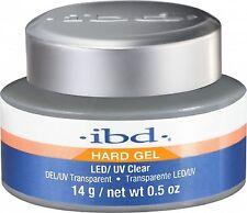 Ibd Led/Uv Clear Gel - 0.5oz # 61175 (Authentic) *