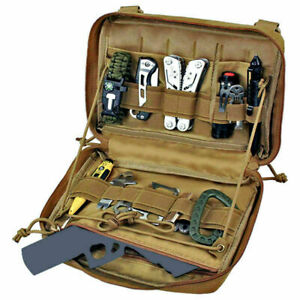 Outdoor Camping Kit Military Pouch Cover Tactical Package Accessories EDC Bag