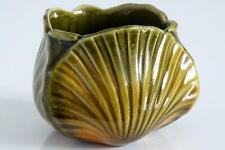 William Ault Scallop Shell Vase - Designed By Dr Christopher Dresser - c.1892