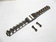 bracciale oyster orologi acciaio compatibile rlx ansa curva 17 mm watch
