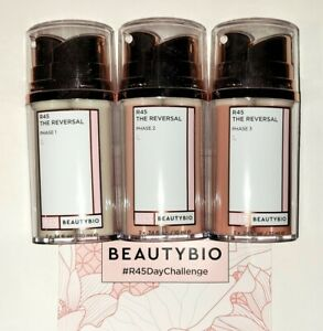 Beauty Bioscience R45 The Reversal 3-Phase System Jumbo .34 oz. x 6 FULL SIZE