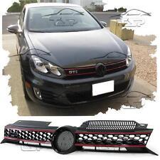 FRONT GRILL FOR VW GOLF 6 VI 08-12 GTI LOOK SPOILER BODY KIT NEW