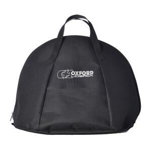 Oxford Lidsack Motorcycle Helmet Bag Motorbike Crash Lid Storage Carry OL261