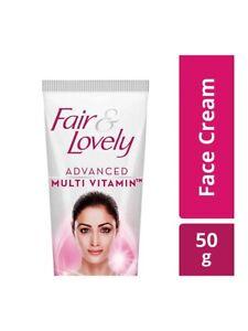 🇬🇧 50g FAIR & LOVELY Advanced Multi Vitamin Expert Fairness Cream Face Neck