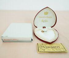 Rancroft Of London - Rosita Faux Pearl necklace - In original Heart shaped box