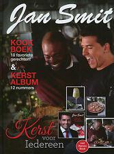 Jan Smit : Kerst voor Iedereen (CD + Kookboek)
