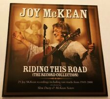 JOY McKEAN Riding This Road-The Record Collection CD 2014 oz country Slim Dusty