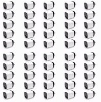 50x 1A USB Power Adapter AC Home Wall Charger  Plug FOR iPhone 5 5S 6 7 7plus