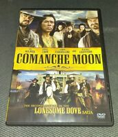Comanche Moon - The Second Chapter in the Lonesome Dove Saga (DVD, 2008, 2-Disc)
