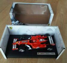 Ferrari 248 F1 1:18 SCHUMACHER mit MARLBORO WERBUNG SELTEN! FORMEL 1