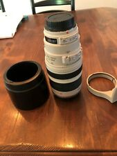canon 100-400mm f 4.5-5.6 L IS USM. Excellent Condition!!