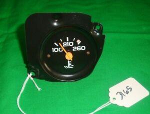 73-87 Chevy GMC Truck GM OEM Water Temp Temperature Instrument Gauge
