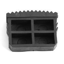 Remplacement de Pieds en Caoutchouc d'Echelle d'Aluminium à la Maison Tapis Noir