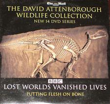 David Attenborough - Lost Worlds Vanished Lives - Putting Flesh On Bone (DVD)