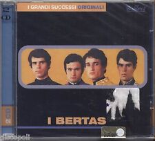 I BERTAS -  I grandi successi originali - 2 CD 2002 SIGILLATO SEALED