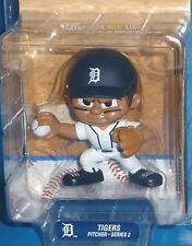 2016 MLB LIL' Teammates Detroit Tigers Pitcher Figure Series 2 Official NEW