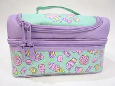 NEW - Smiggle - Double Decker Ice Cream Donuts Lunchbox - RRP $30