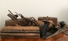 Vintage Woodworking Plane Lot- Plane Trim - Woodworking Tools