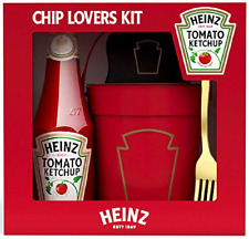 More details for heinz limited edition tomato ketchup chips lovers gift set