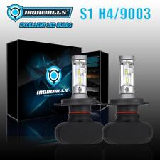 2x 9003 HB2 H4 High Low Beam 2100W LED Headlight Conversion 315000LM Bulbs 6500K