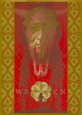 MINT Ween 2008 Tabernacle Atlanta Todd Slater Poster 70/200
