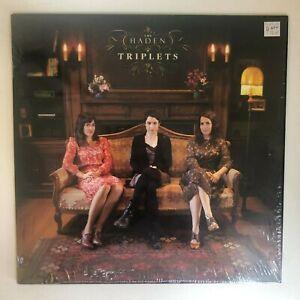Hadan Triplets - Haden Triplets with Ry Cooder EX++ In Shrink TMR-209 Vinyl