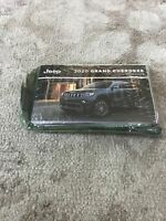 2020 Jeep Grand Cherokee Owners Manual With Case NEW OEM FS