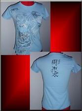 Sinful Blue Budda Baby Tee T-Shirt