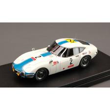 TOYOTA 2000GT N.2 FUJI 1967 1:43 Hpi Racing Auto Competizione Die Cast