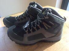 HI-GEAR Waterproof Mens Hiking Walking Trekking Boots UK 12 Charcoal New in Box