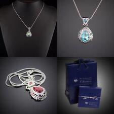 Cubic Zirkonia-Beauty-Modeschmuck-Halsketten