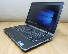 Dell Latitude E6330 Windows 10 Laptop, Intel Core i5 3rd 3340 2.7GHz, 4GB, 500GB