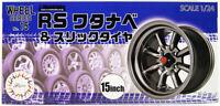 Fujimi 93564 W-15 1/24 Scale RS Watanabe & Racing Slick 15-inch