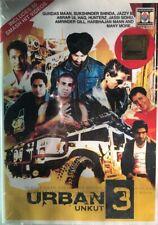 URBAN UNKUT 3 - BHANGRA MUSIC DVD