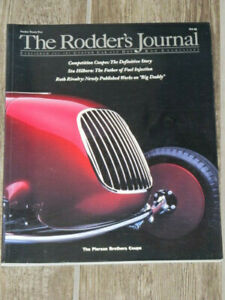 The Rodder's Journal No. 24, Winter 2003, The Pierson Brothers Coupe
