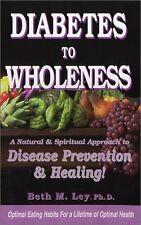 Diabetes to Wholeness: A Natural and Spiritual App
