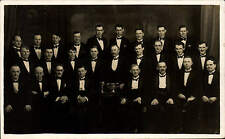 Tunbridge Wells Male Voice Choir 1930 by ? S. Roger Jenkins, Tunbridge Wells.