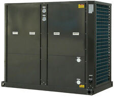 45. 0KW Air Pompe À Chaleur Pour L'eau,2xCOPELAND Compresseurs,R410A! LCD LED
