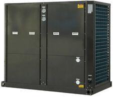 45.0KW Luft Wasser Wärmepumpe, 2xCOPELAND Kompressoren,R410A! LCD-LED Bed.Panel!