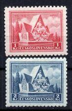CZECHOSLOVAKIA 1935 , MH , ARRAS