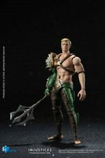 HiYa Toys INJUSTICE 2 Aquaman 1/18th Soldier Action Mini Figure Toy LD0063  Gift