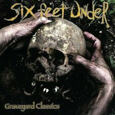 "SIX FEET UNDER ""GRAVEYARD CLASSICS"" CD NEUWARE !"