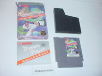 DRAGON POWER game complete in box w/ Manual - Nintendo NES