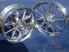 Harley Davidson Chrome Vrod 10 Spoke Wheels Exchange only ,Fit 02-06 Vrod