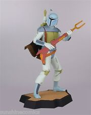 Star Wars Boba Fett Holiday Special Animated Maquette 547/870 Gentle Giant NEW