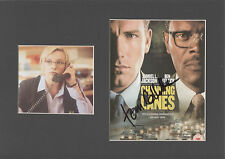 TONI COLLETTE Signed 12x8 Photo Display CHANGING LANES COA