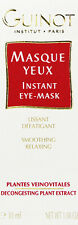 Guinot Instant Eye Yeux Mask Masque 30ml(1oz) Brand New