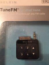 New- Belkin TuneFm Radio Tuning for iPod nano