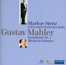 Markus Stenz, G. Mahler - Symphony No. 3 [New SACD]