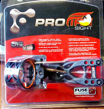 "FUSE ARCHERY BOW SIGHT....PROFIRE... WRAPPED FIBEROPTIC..APPX. 5"" FIBER OPTIC"